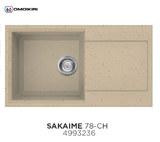 Кухонная мойка OMOIKIRI Sakaime 78 Шампань