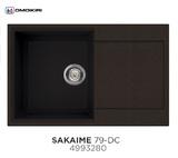 Кухонная мойка OMOIKIRI Sakaime 79 Темный шоколад