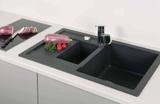 Кухонная мойка Schock Aster 60D