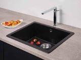 Кухонная мойка Schock Quadro 60
