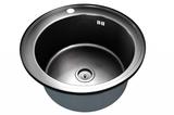 Кухонная мойка ZorG Sanitary INOX SZR-510 GRAFIT