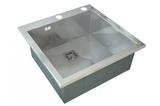 Кухонная мойка ZorG Sanitary INOX X-5151 GX