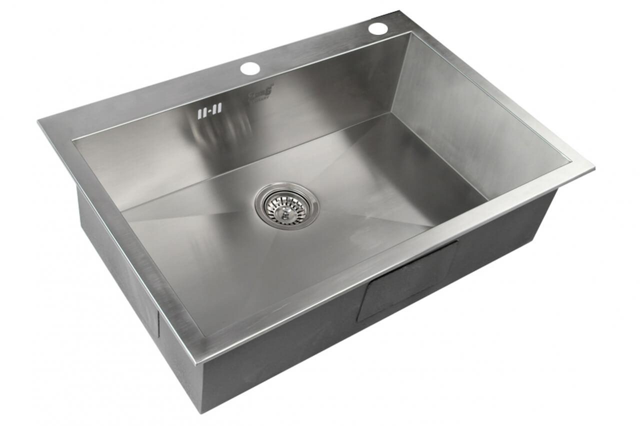 Кухонная мойка ZorG Sanitary INOX X-7551
