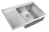 Кухонная мойка ZorG Sanitary INOX X-7851-R