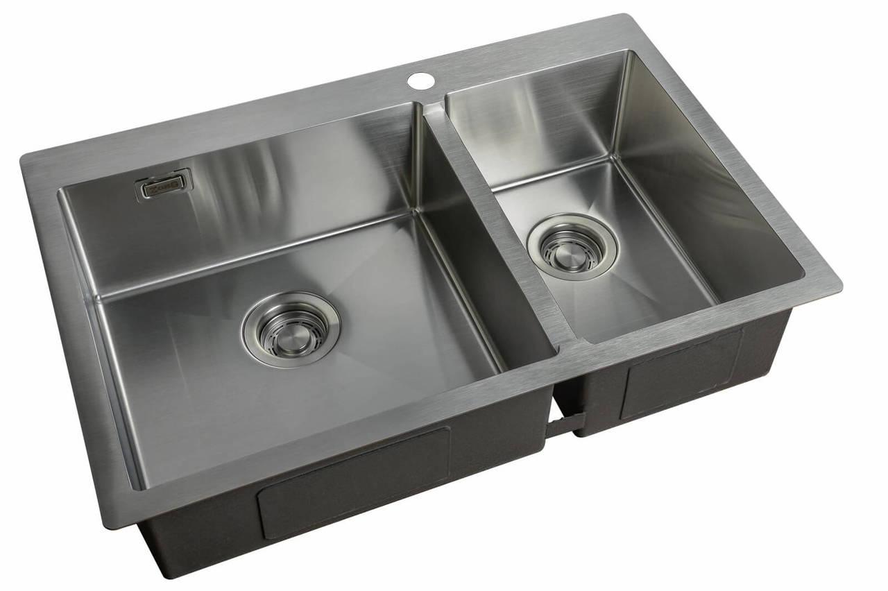 Кухонная мойка ZorG LIGHT ZL 780-2-510-L