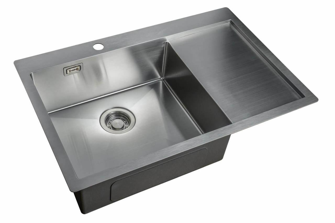 Кухонная мойка ZorG LIGHT ZL R 780510-L