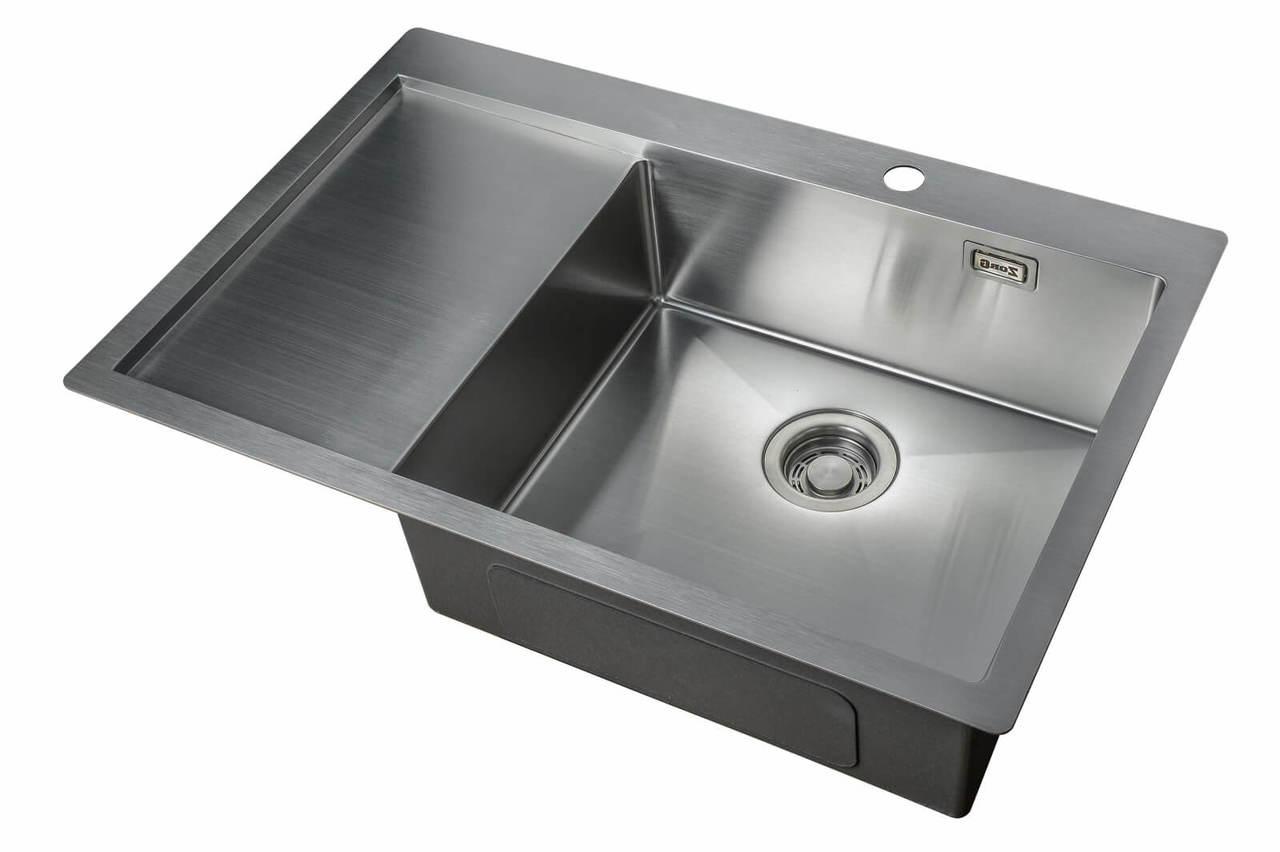 Кухонная мойка ZorG LIGHT ZL R 780510-R