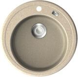 Кухонная мойка ZorG GraniT LAGO GZR-510 Песочный